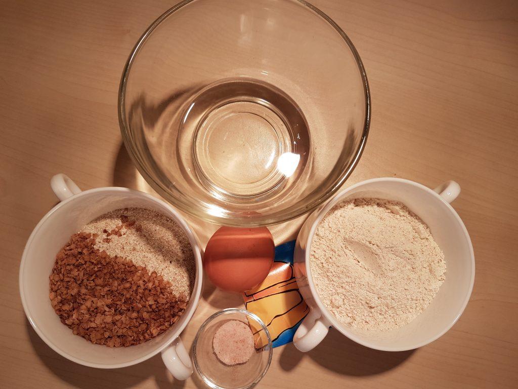 Dodatak sastojaka za slani kobler