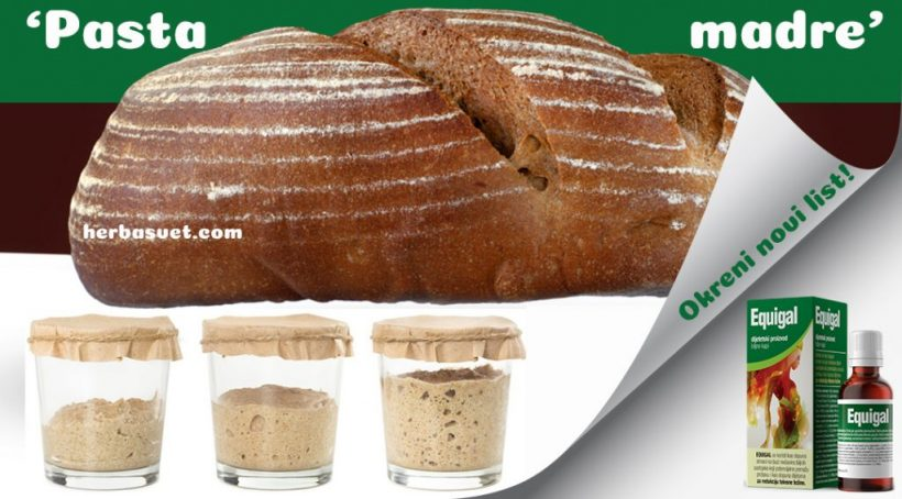 Hleb od kiselog testa