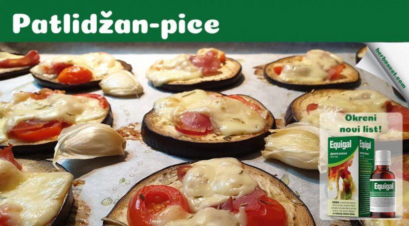 Patlidžan pice