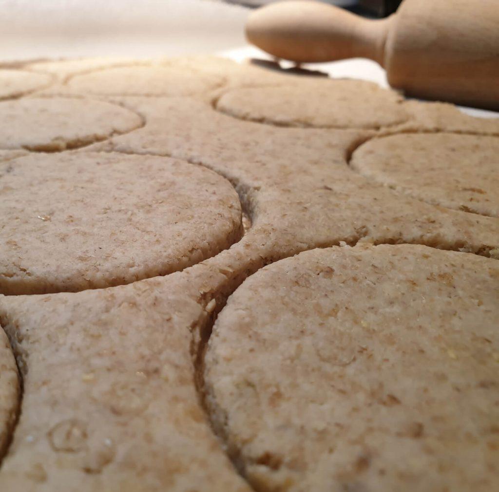 Priprema ovsenih krekera