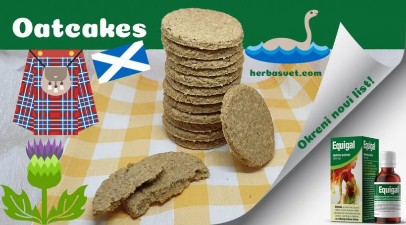 Škotski ovseni kreker