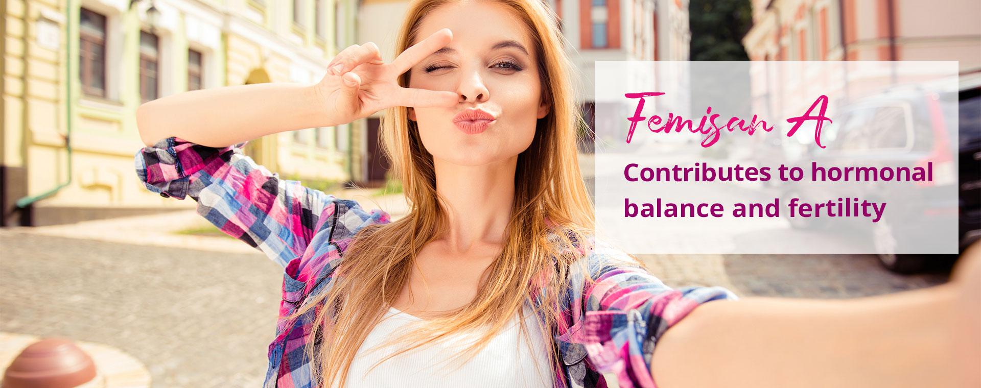 femisan a herb drops for hormonal balance
