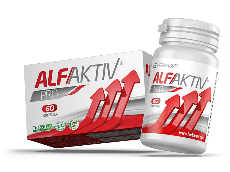 Alfa Aktiv Pro kapsule