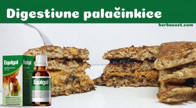 Recept za digestivne Američke palačinkice