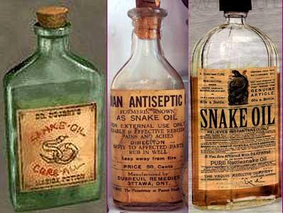 ulje zmije